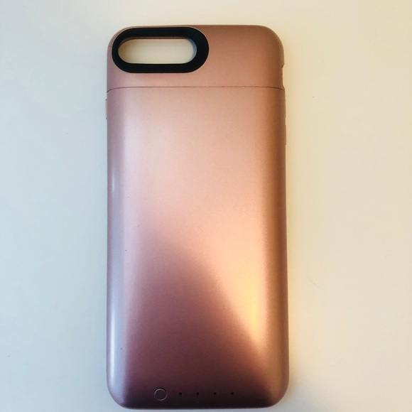 Mophie Accessories Mophie Rose Gold Iphone 8iphone 7 Charging Case Poshmark Check out our review of the mophie juice pack air for the iphone 7 plus. poshmark